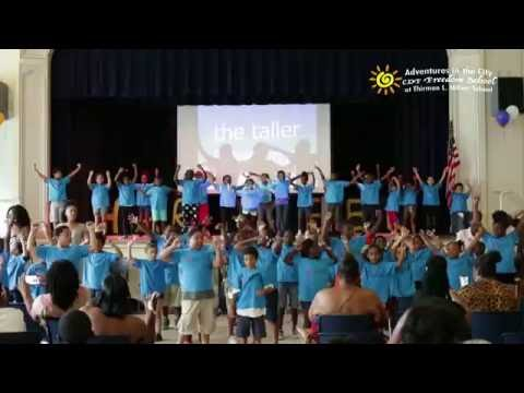 AIC Freedom School Finale: SOMETHING INSIDE SO STRONG