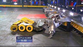 Stinger vs. Warhead - BattleBots