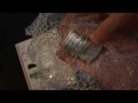2015 American Silver Eagles - MCM Ebay unboxing