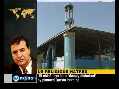 Press TV's Arash Zahedi talks to Hesham Tillawi on...