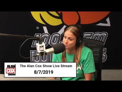 The Alan Cox Show - The Alan Cox Show Live Stream (8/7/2019)