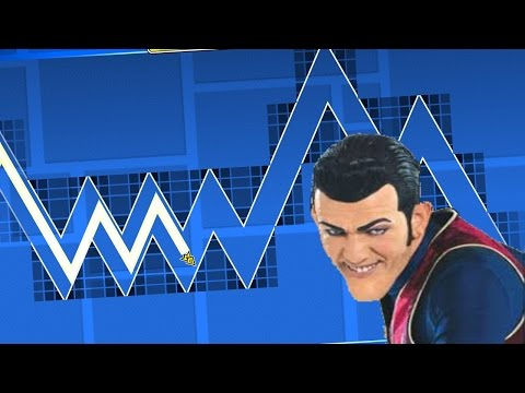We Are Number One But It's A Geometry Dash Level