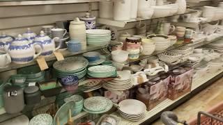 Kitchen Shopping at Marshalls