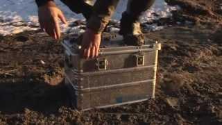 Wasserdichte Kisten von ZARGES
