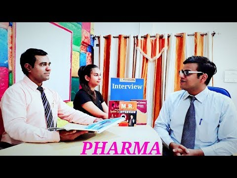 फार्मा बिज़नेस । PCD Pharma Company । Pharmaceutical Representative । MR Job Interview