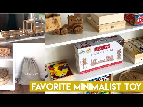 Minimalism Toys | Open Ended Toy