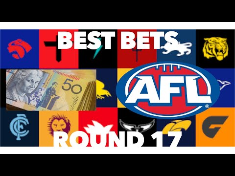AFL Round 17 Betting Tips/Predictions