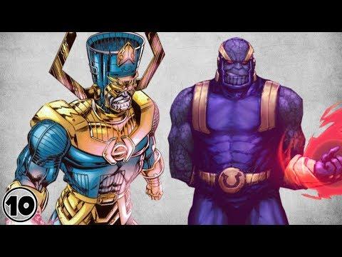 Top 10 Alternate Versions Of Thanos