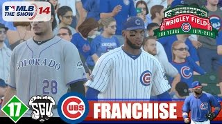 MLB 14: The Show (PS4) Chicago Cubs Franchise - EP17 (Trade Deadline Moves?)