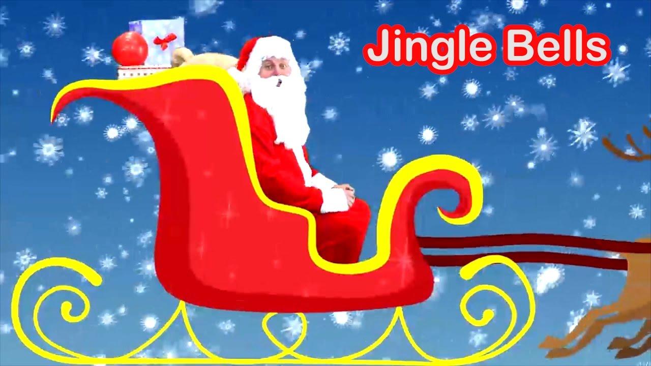 Jingle Bells Dance Song for Kids | Christmas Songs - YouTube