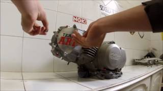 Préparation moteur 150 YX 2s
