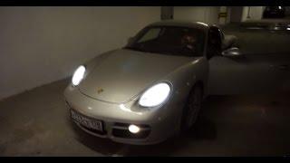 Просмотр Porsche Cayman 987 3.4А 2008г.