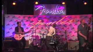 Fender at NAMM 2008: Legendary Shack Shackers (1)