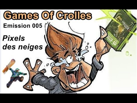 Games Of Crolles - Pixels des neiges - Emission 005 - Radio Gresivaudan