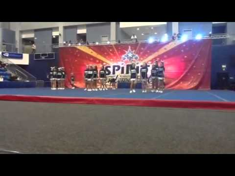 Paul W. Bell Middle School Cheerleading 2011-2012