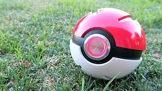 One of UnlistedLeaf's most viewed videos: World's First REAL PokeBall