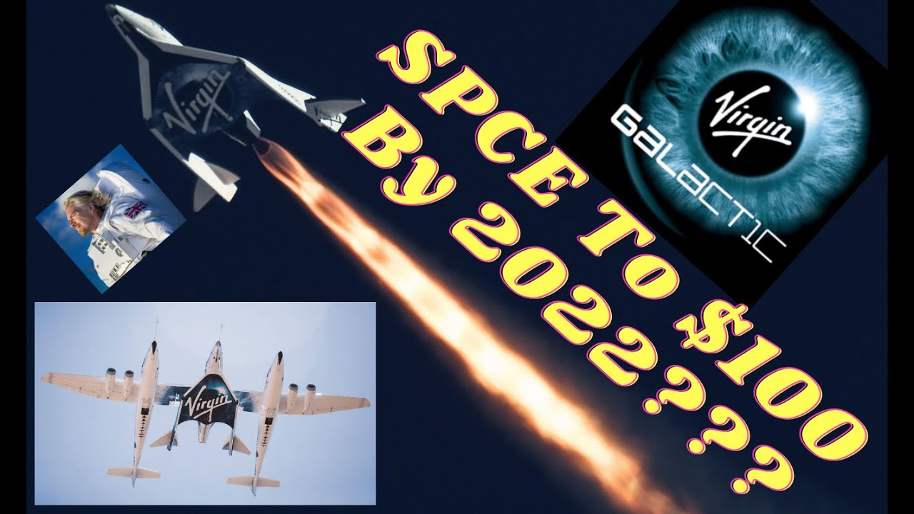 Virgin Galactic [SPCE] To $100 By 2022!!! 5 Positive Catalysts To Back This Statement!!! (Ep18)