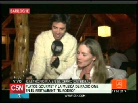 C5N - Turismo: Gastronomia en el Cerro Catedral
