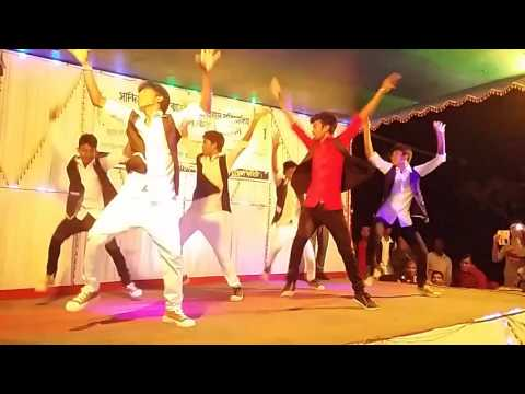 Bangla Dance Video (Sobuj vai and tar team).