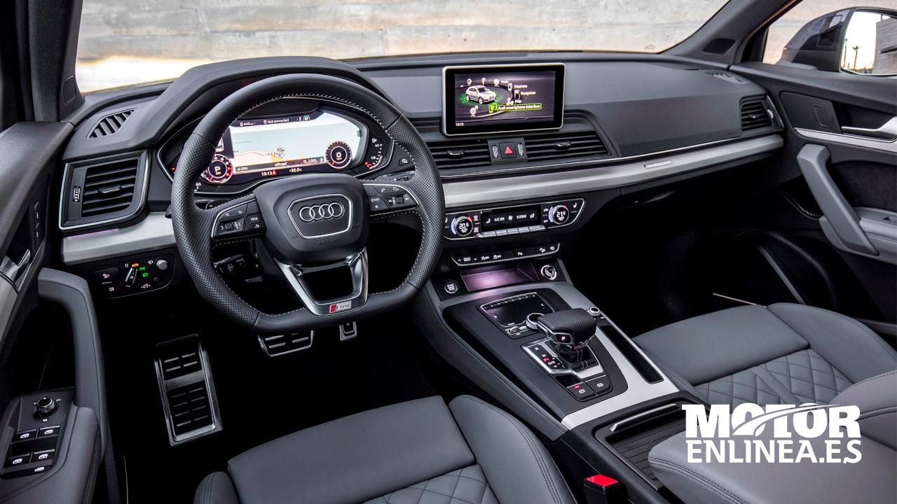 Audi Q5 Interior Youtube