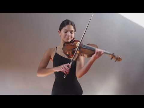 Maya Buchanan plays Ysaÿe Solo Sonata N° 5.