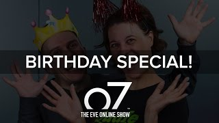 o7 the eve online show 12th birthday special