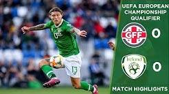 HIGHLIGHTS | Georgia 0-0 Ireland - UEFA European Championship Qualifier