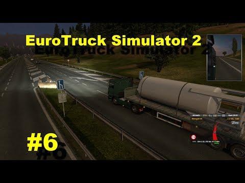 EuroTruck simulator 2 Le routier suisse #6 Voyage en Slovaquie