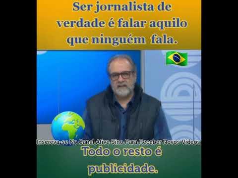 Jornalista Que Fala Verdade Merece LINK                                                   olhocerto