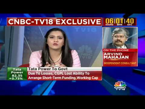 Tata Power's Plans To Sell Part Of Stake Is Sensible: Arvind Mahajan
