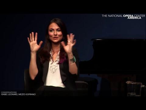 In Conversation with Isabel Leonard