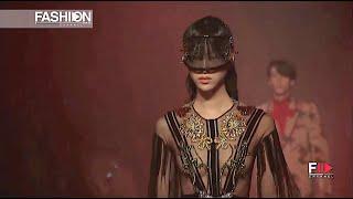 GUCCI Spring 2017 Milan - Fashion Channel