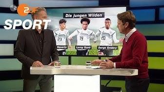 """Boris Büchler: """"Erneuerung wichtiger als Ergebnis""""   ZDF SPORTreportage"""
