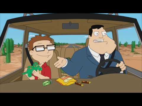 American Dad! Horchata!