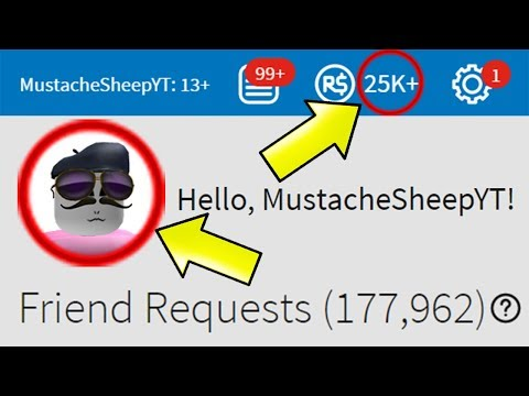 I HAcKED PINK SHEeP'S ROBLOX ACOUNT!!