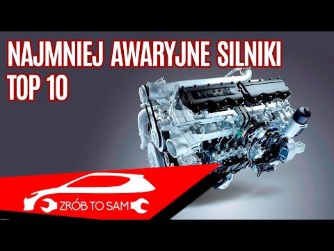 Najmniej awaryjne silniki - TOP 10