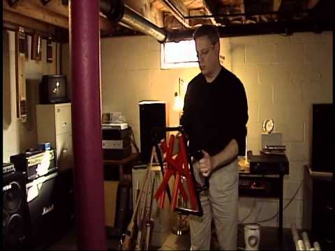 David Kontak with Experimental Musical Instruments - interview on WMUR