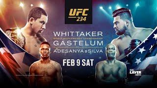 UFC 234: Whittaker vs Gastelum FULL card predictions