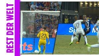 Inters Kondogbia mit 45 Meter-Eigentor gegen Chelsea   International Champions Cup