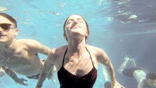 GoPro: Swimming With Wild Ones