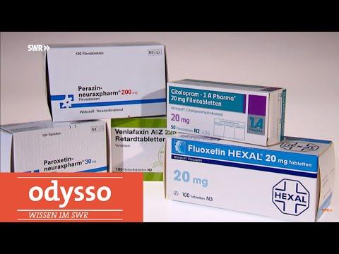 Wofür ist Paroxetin?