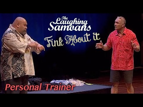 "The Laughing Samoans - ""Personal Trainer"" from Fink About It"