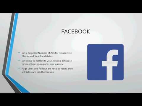 Digital Marketing and Social Media Marketing for Recruitment Agencies