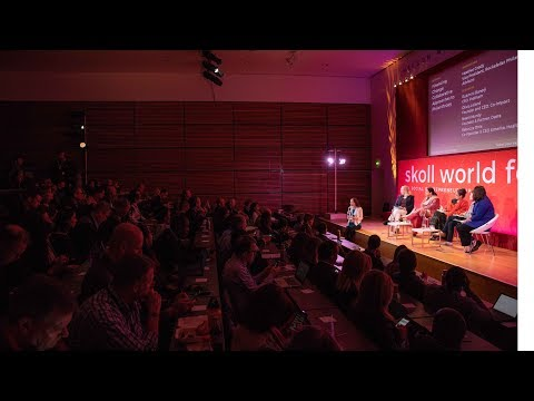 Financing Change: Collaborative Approaches to Philanthropy   SkollWF 2018