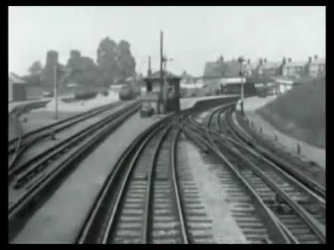 Metropolitan Railway in 1910