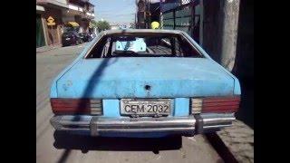 Carros Abandonados - Ford Corcel II - Parafernalia*