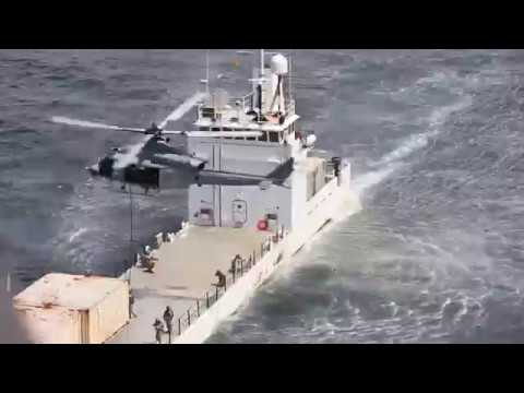 Maritime Raid Force conducts operations in Pacific Ocean