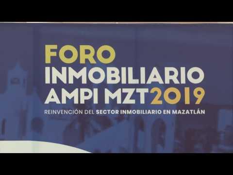Foro inmobiliario AMPI MZT 2019
