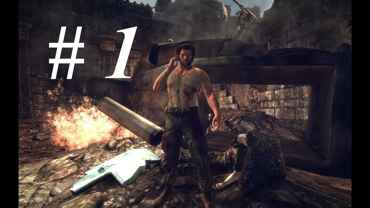 X men origins wolverine 1 youtube - Wolverine cgi ...