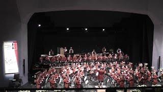 James Barnes, 8. Eighth Symphony (Sinfonie für Wangen) - gespielt von der Stadtkapelle Wangen i.A.